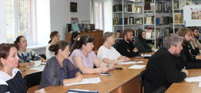 Руководитель ОРОиК Волгодонской епархии принял участие в расширенном заседании коллегии епархиальных отделов религиозного образования и катехизации Донской митрополии